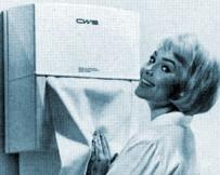 der erste CWS Handtuchspender