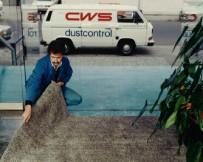 CWS Schmutzfangmatten im Mietservice