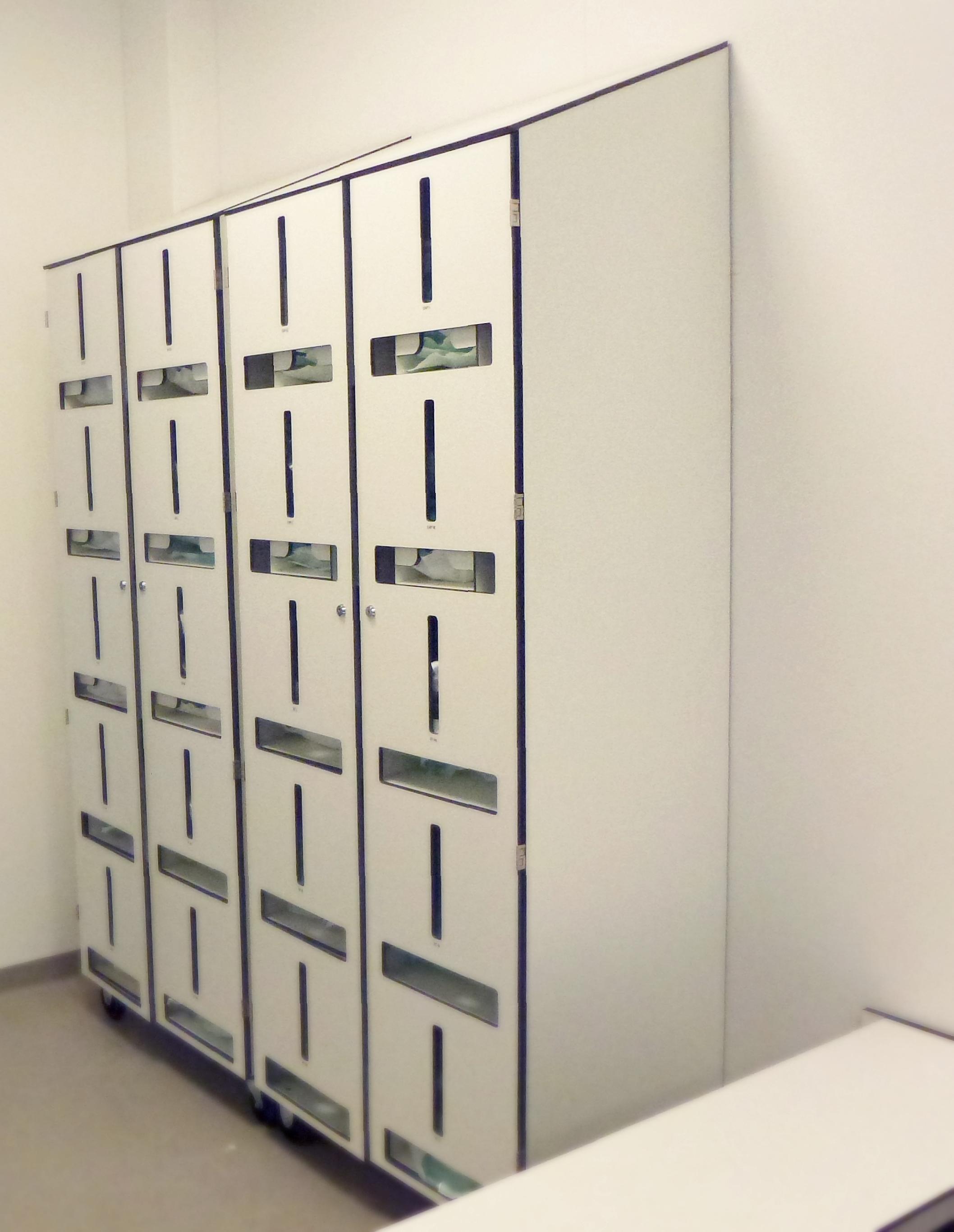 CR-FIFO locker