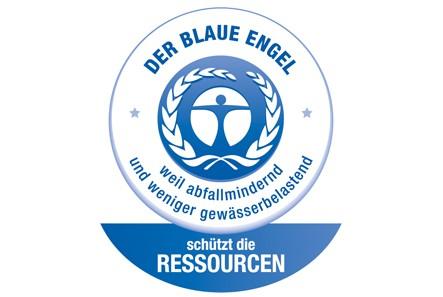 Blauer Engel Zertifikat