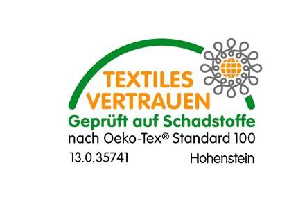 Textiles Vertrauen Zertifikat