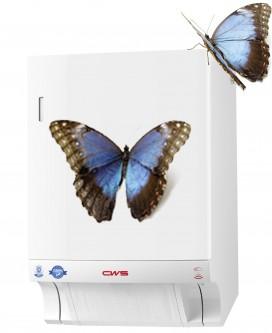 CWS ParadiseLine mit Schmetterlingen