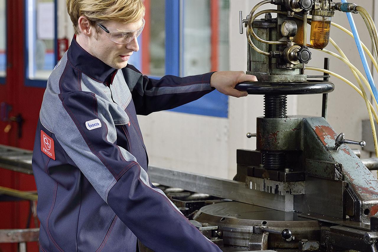 Werkkledij machinebouw