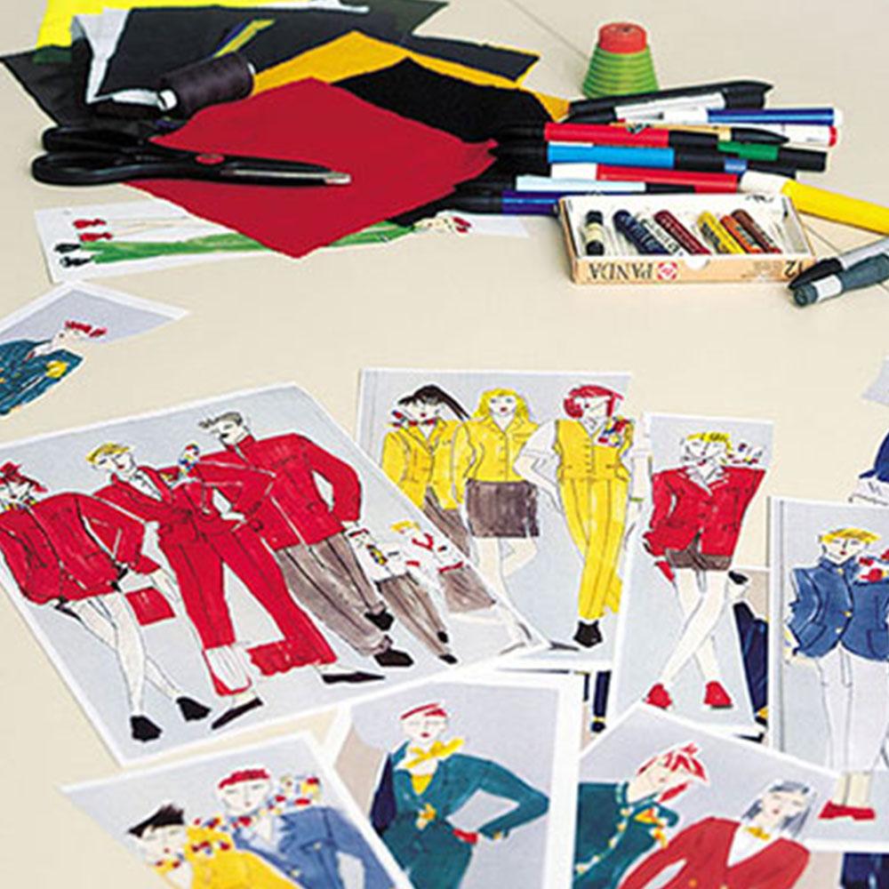 TX Corporate Fashion Design