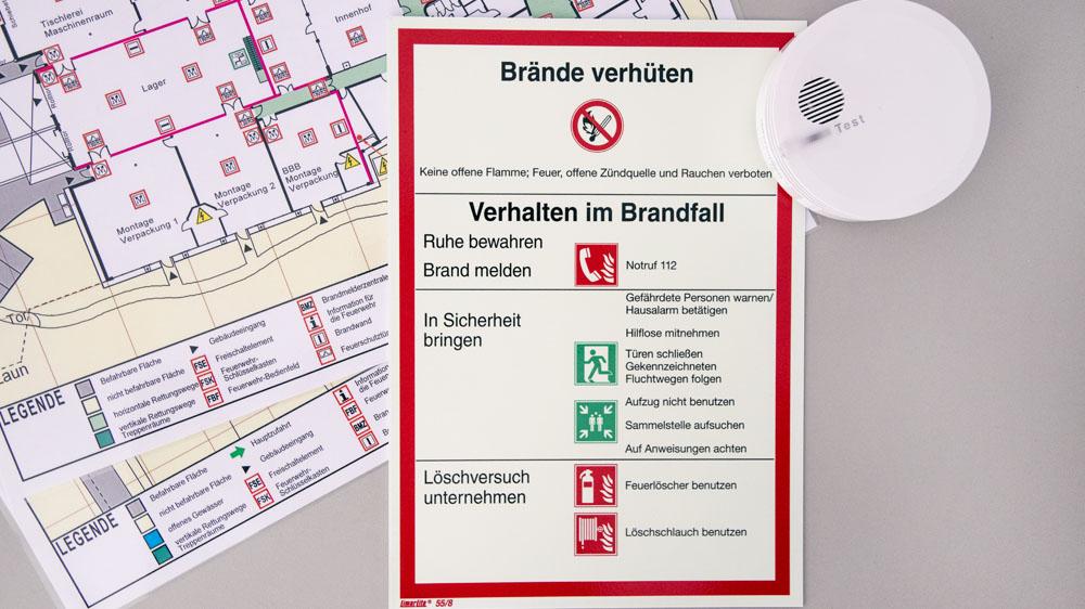 Brandschutzberatung und -planung wie auch Erstellung Brandschutzkonzept
