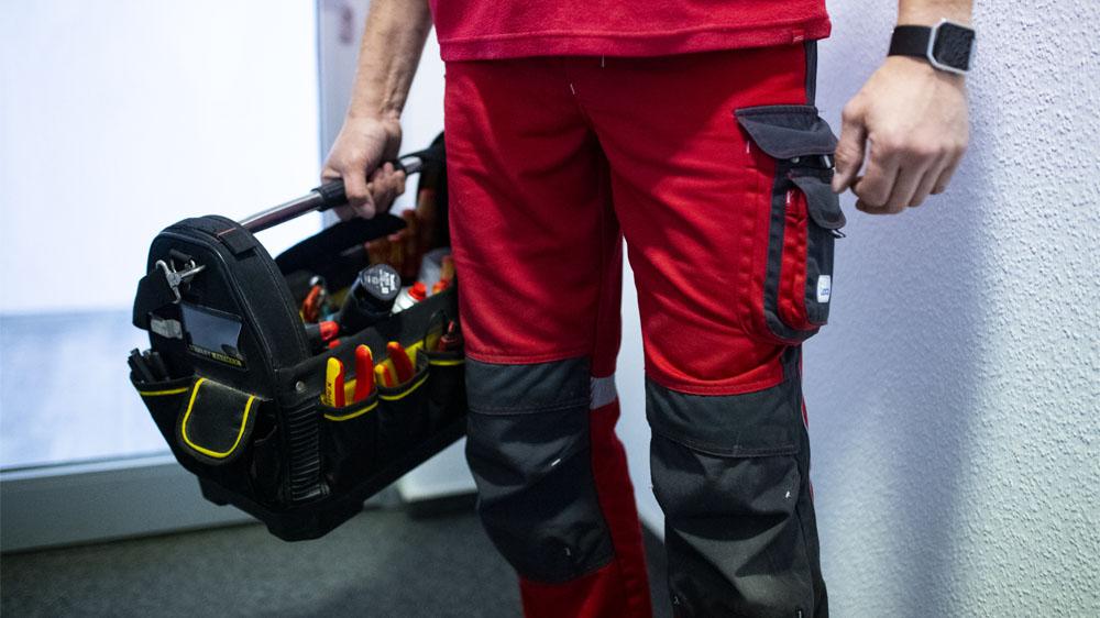 Brandschutz Wartung und Reparatur