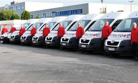 CWS Fire Safety Team Bielefeld