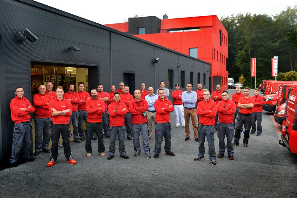 FS CWS Fire Safety Team Frankfurt