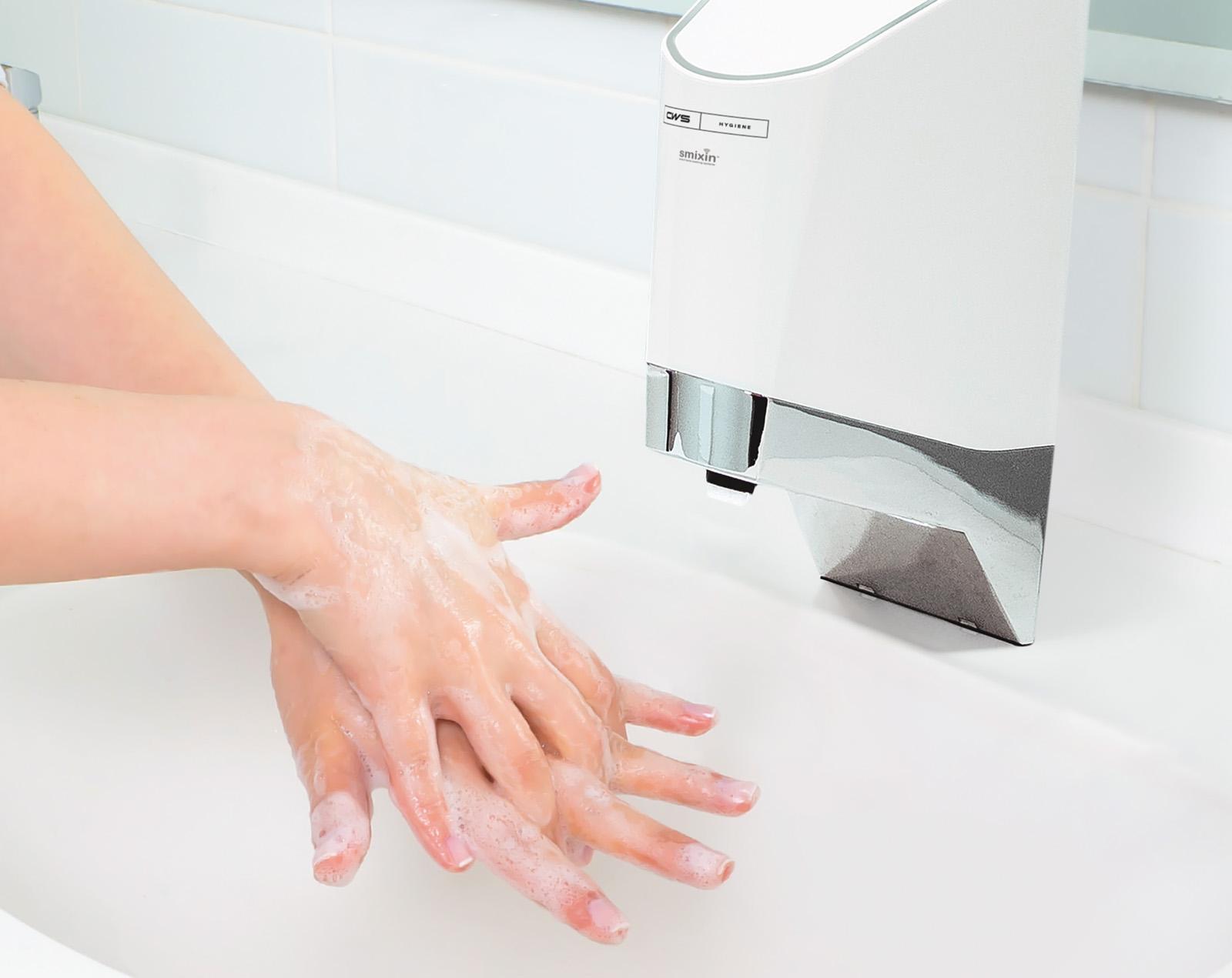 CWS Hygiene SmartWash Title