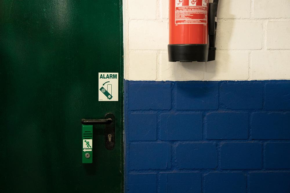 Brandschutz im Betrieb - CWS Fire Safety