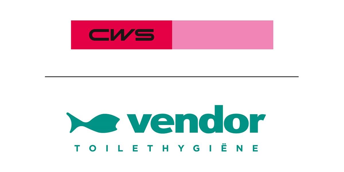 Vendor en CWS logo gecombineerd