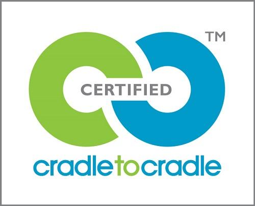 Cradle to cradle certificaat logo
