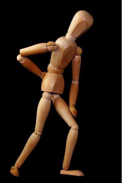 Anti-Fatigue-Matten: Rückenprobleme