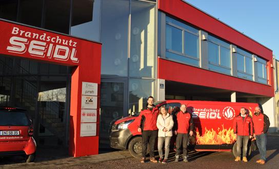 CWS Fire Safety Ingolstadt - Brandschutzdienstleister von CWS