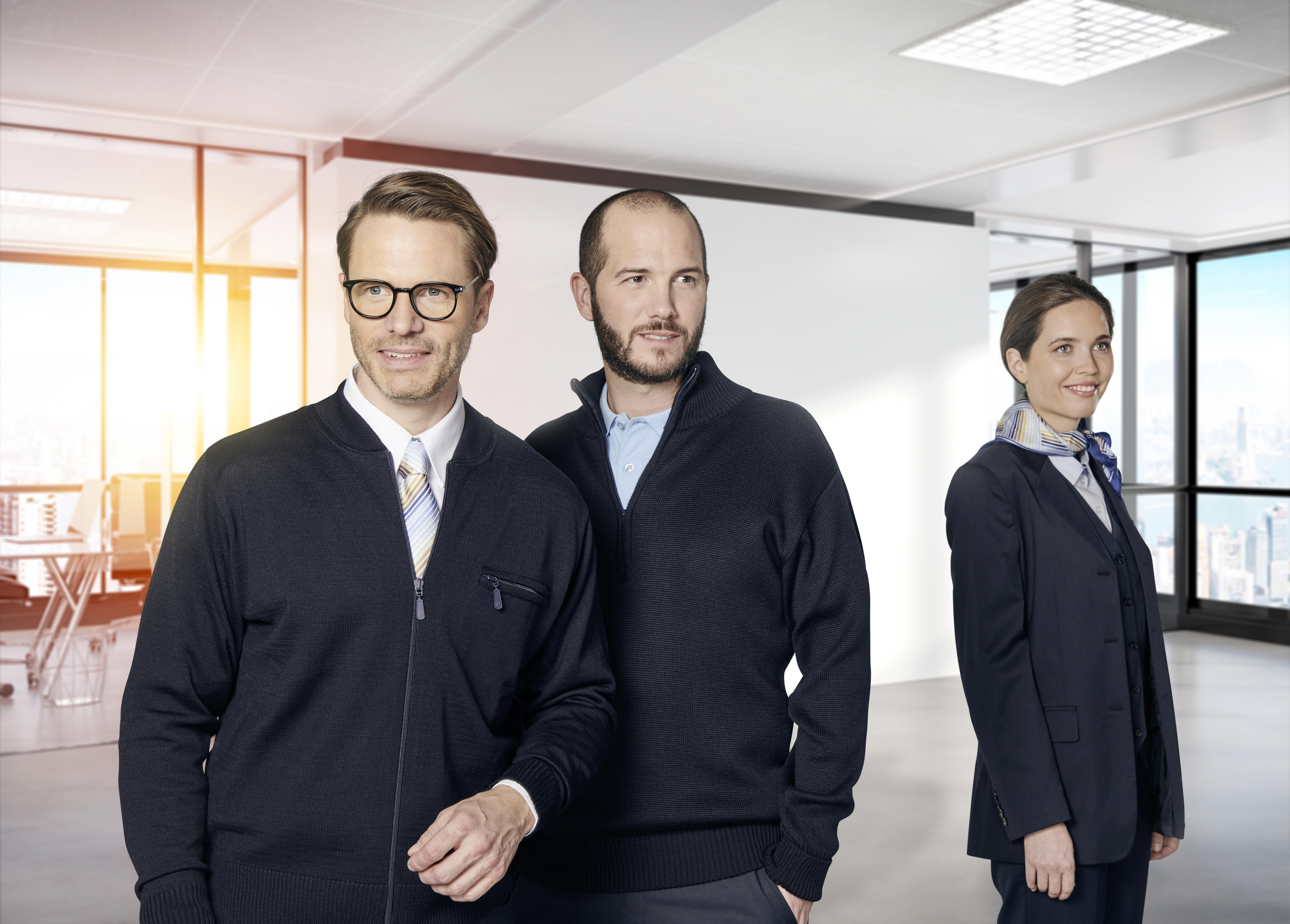Corporate Fashion: Behörde