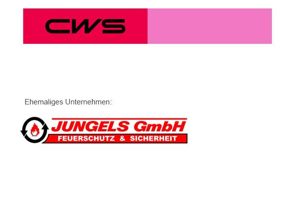 CWS Fire Safety GmbH Frankfurt ehemals Jungels Feuerschutz und Sicherheit