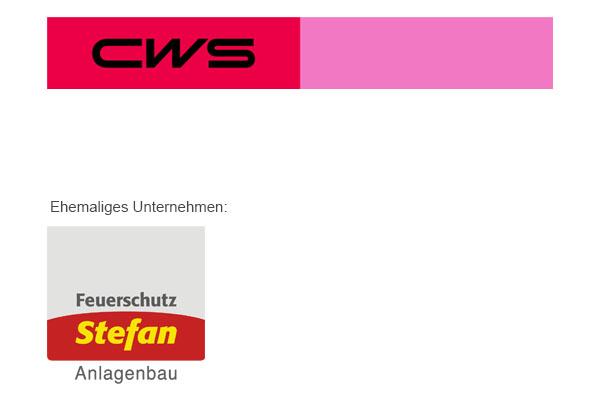CWS Fire Safety GmbH Hamm ehemals Feuerschutz Stefan Anlagenbau