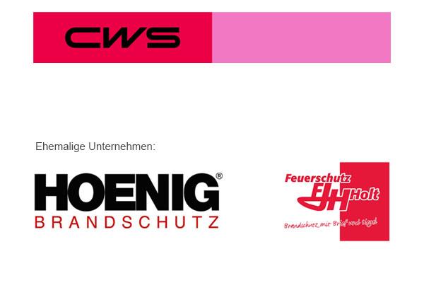 CWS Fire Safety GmbH Koblenz ehemals Feuerschutz Holt und Hoenig Brandschutz