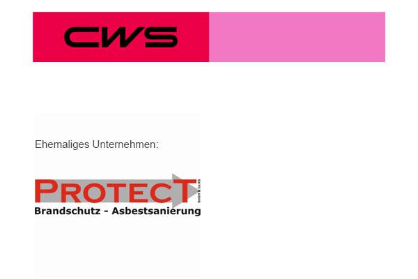 CWS Fire Safety Reutlingen - ehemalige Protect Brandschutz