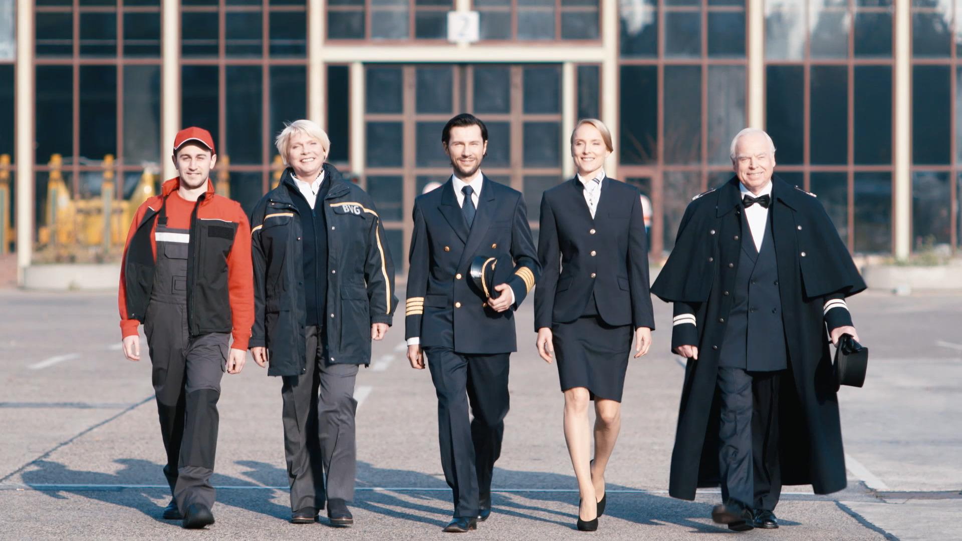 Corporate Fashion: Wir lassen Sie gut aussehen
