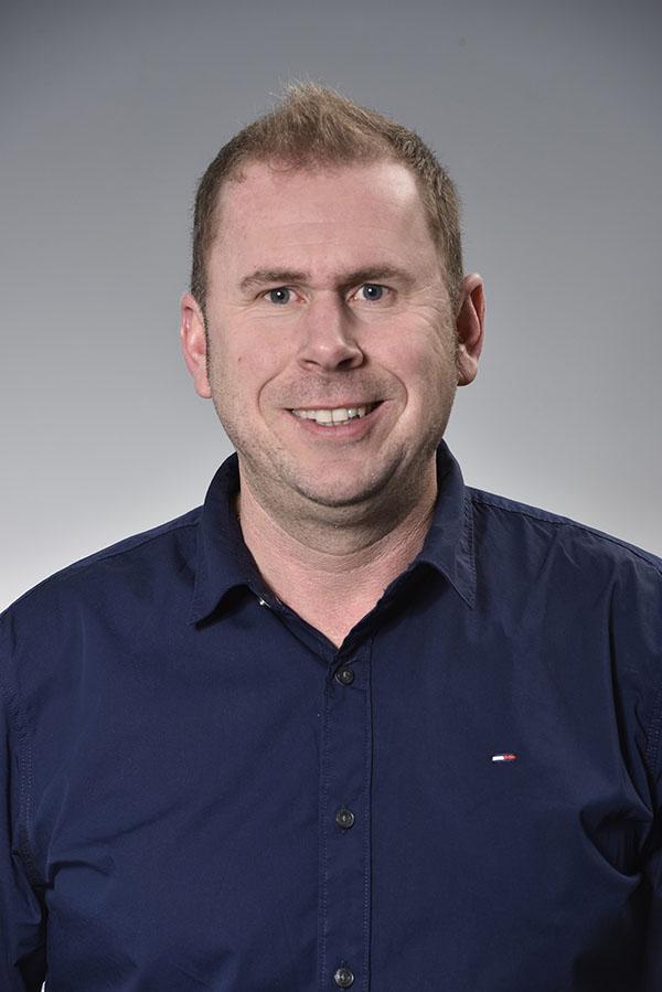 Thomas Anthofer Stellv. Leitung CWS Fire Safety Niederlassung Ingolstadt