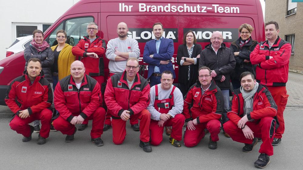 Brandschutz-Team CWS Fire Safety Münster