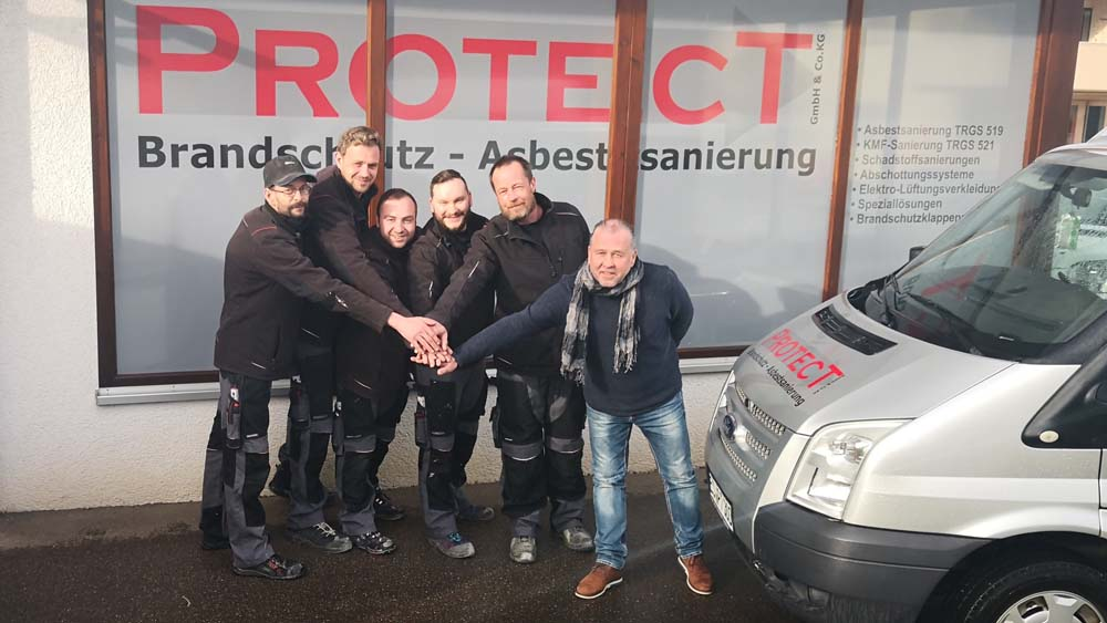 Team CWS Fire Safety Reutlingen