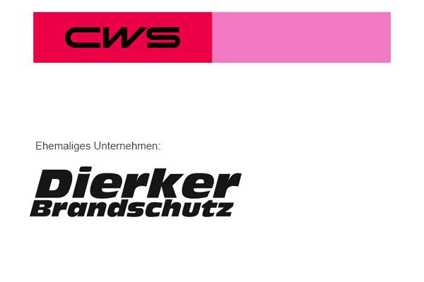 Dierker Brandschutz ist nun CWS Fire Safety - Niederlassung Bremen
