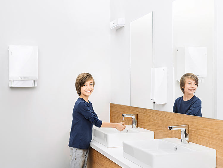 Richtiges Händewaschen ist einfach.