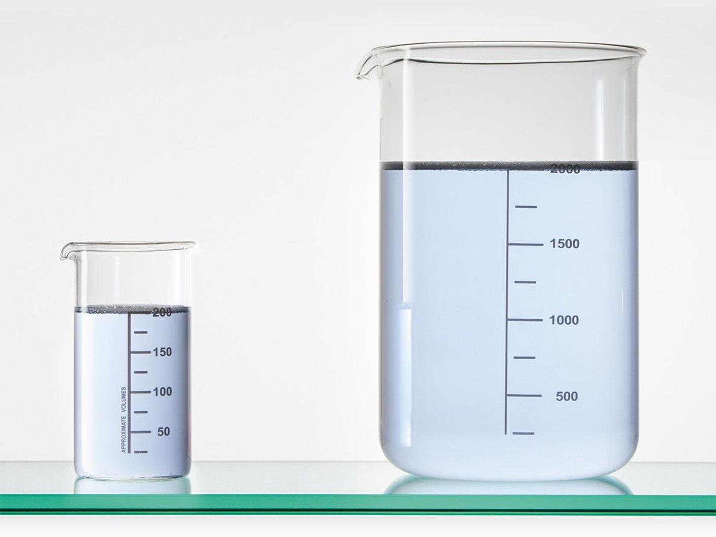 CWS reduziert den Wasserverbauch