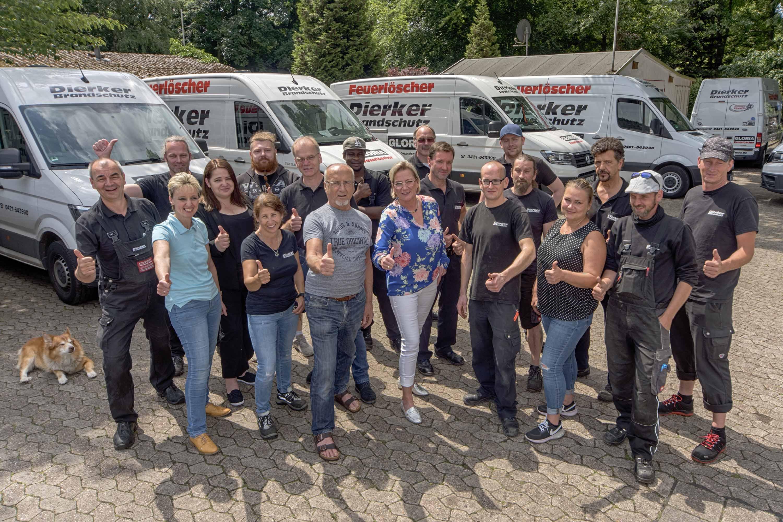 CWS Fire Safety Team Bremen (ehemals Dierker Brandschutz)