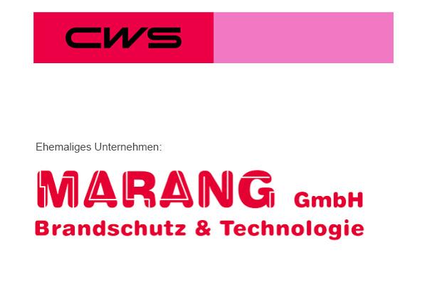 CWS Fire Safety Berlin - Marang Brandschutz