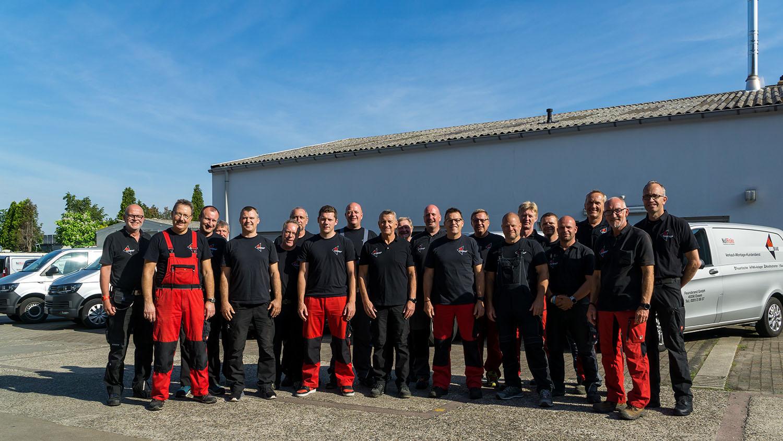 CWS Fire Safety Essen (Feurobrand)