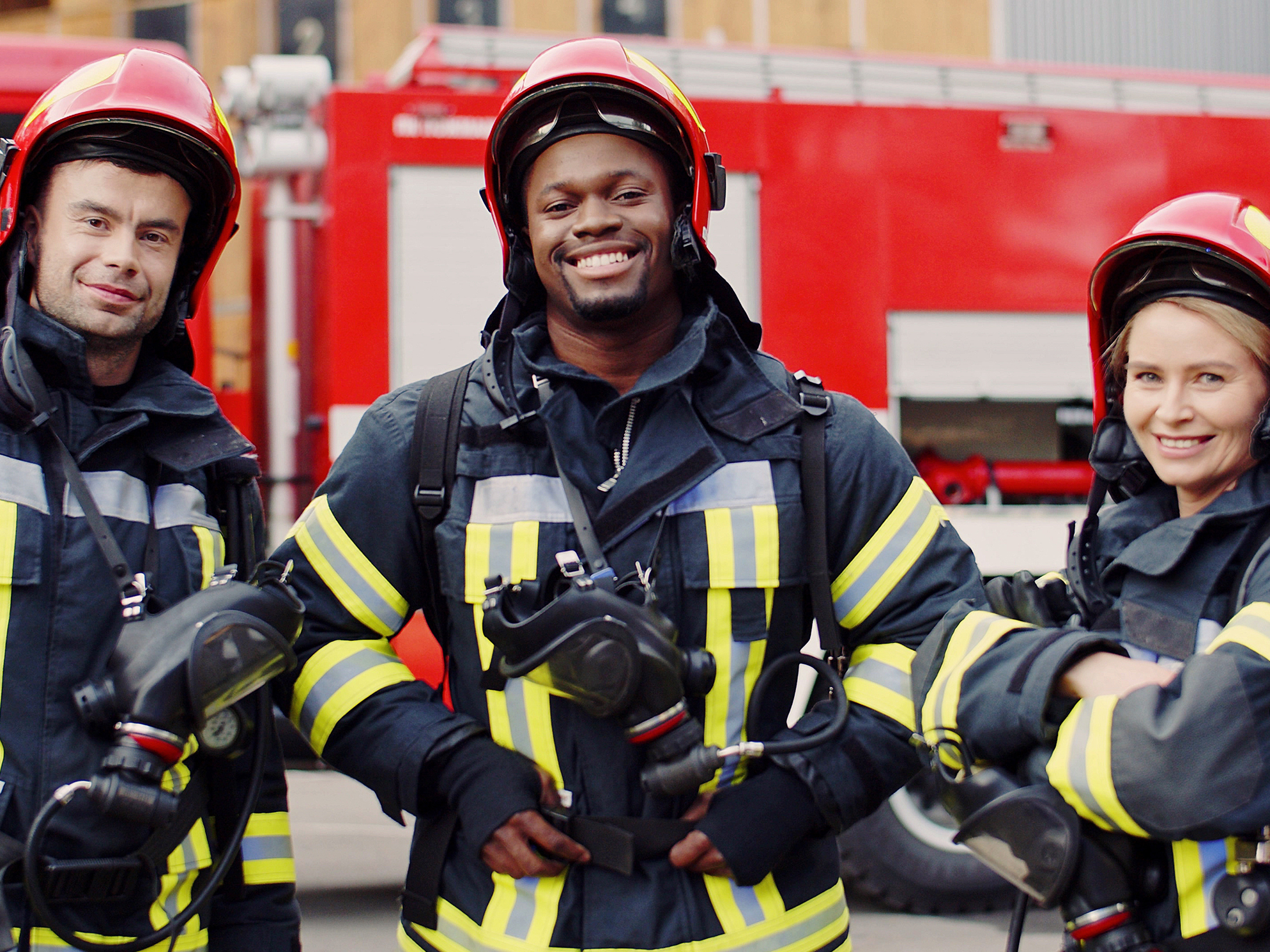 CWS Healthcare Feuerwehr