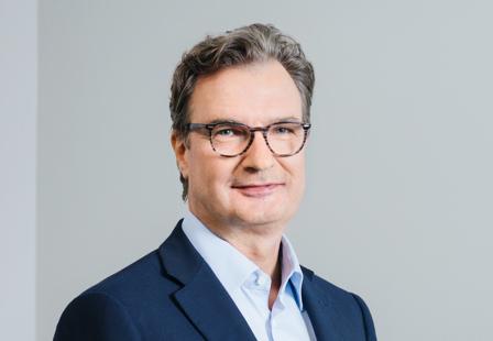 CWS CEO Juergen Hoefling