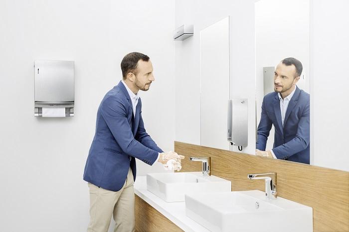 Infectiebescherming door handen wassen