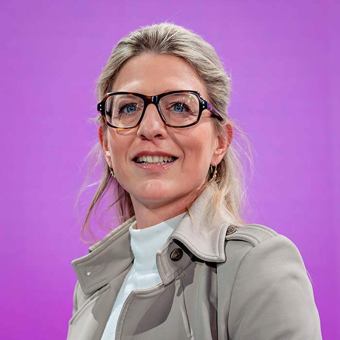 Maya Schot RMD CWS Hygiene Nederland Zweden