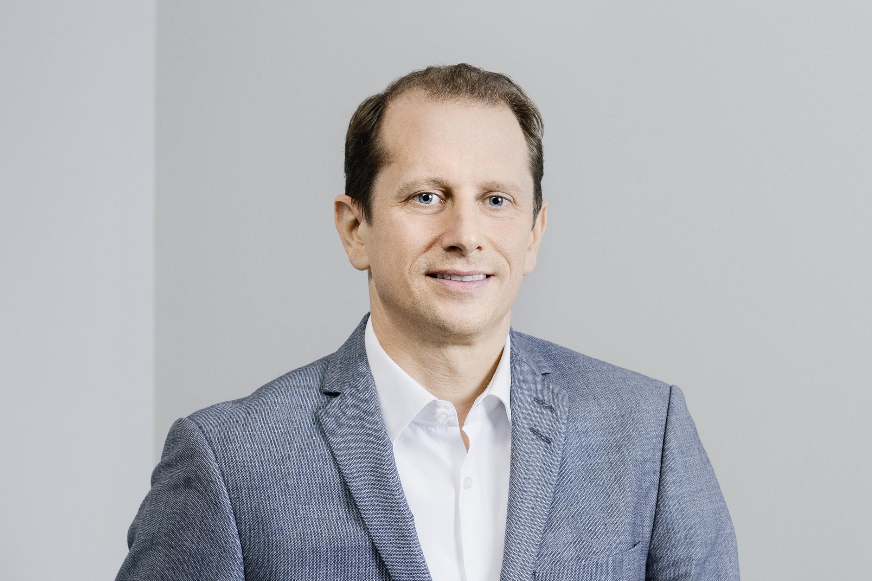 Markus Schad (Regional Managing Director CWS Healthcare & Cleanrooms)