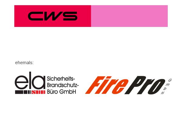 CWS Fire Safety Potsdam - ehemals ela SBB und Fire Pro