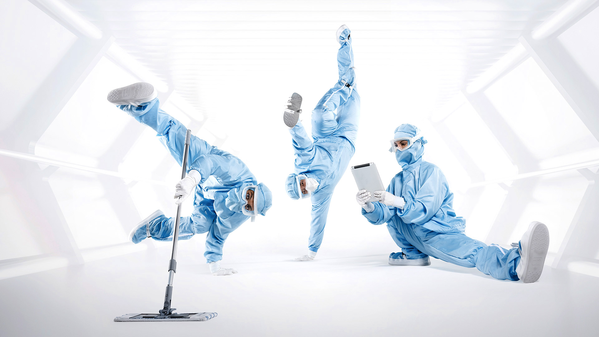 CWS Cleanrooms Full-Service Provider