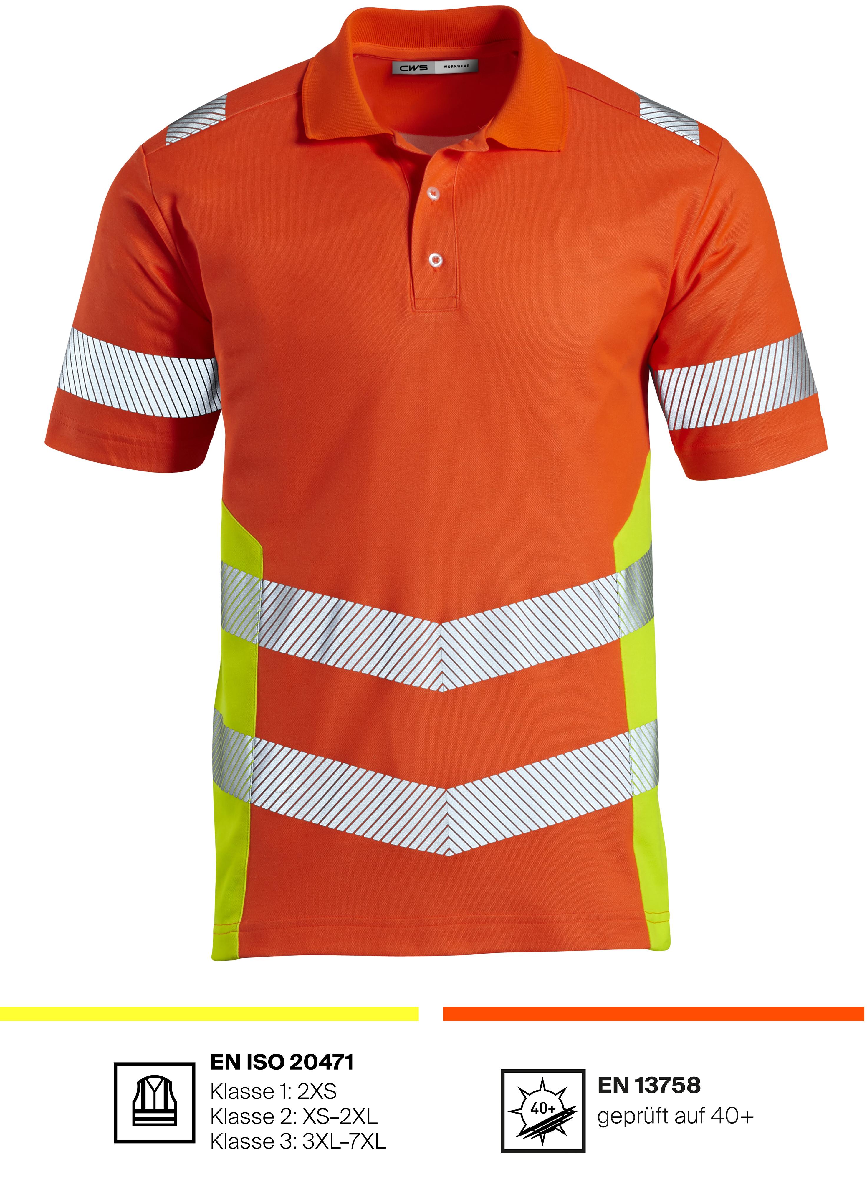 CWS Core HighVis Poloshirt