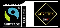 Fairtrade and Gore-Tex