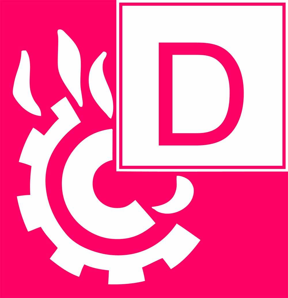 Brandschutzklasse D Feuerlöscher für Brände von Metallen