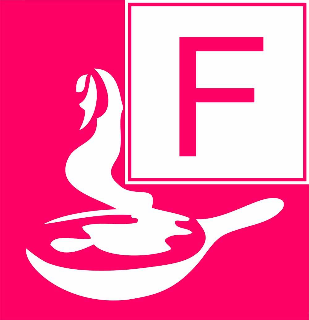 Brandklasse F Feuerlöscher für Brände von Speiseölen und -fetten