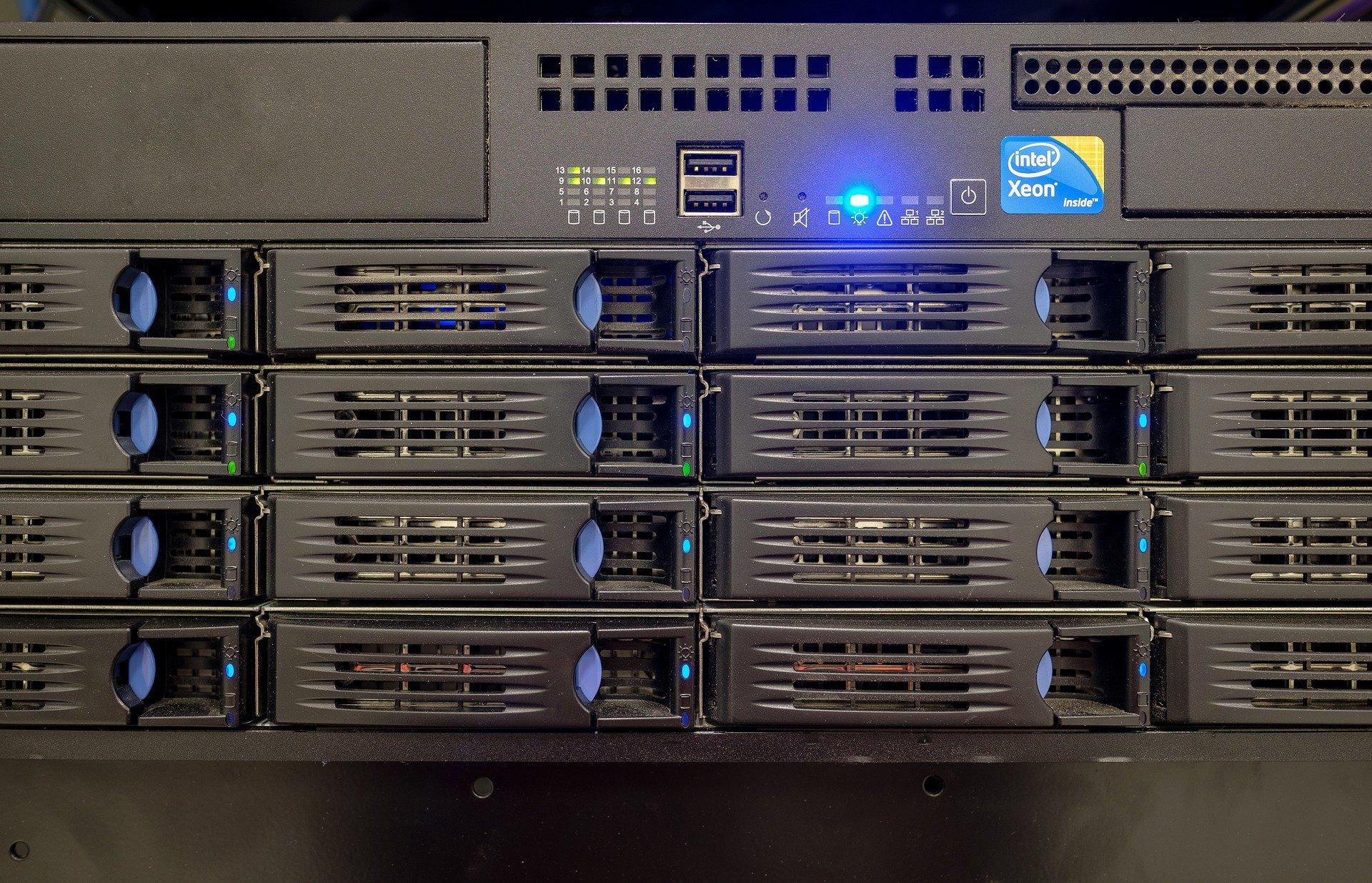 Server schützen