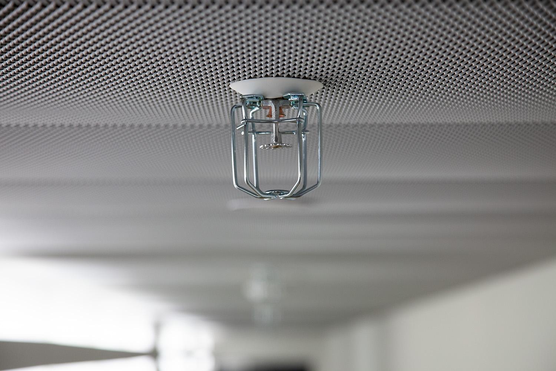 Sprinkleranlage Wasserlöschanlage