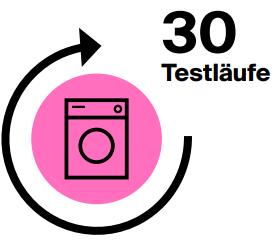 30 Testläufe