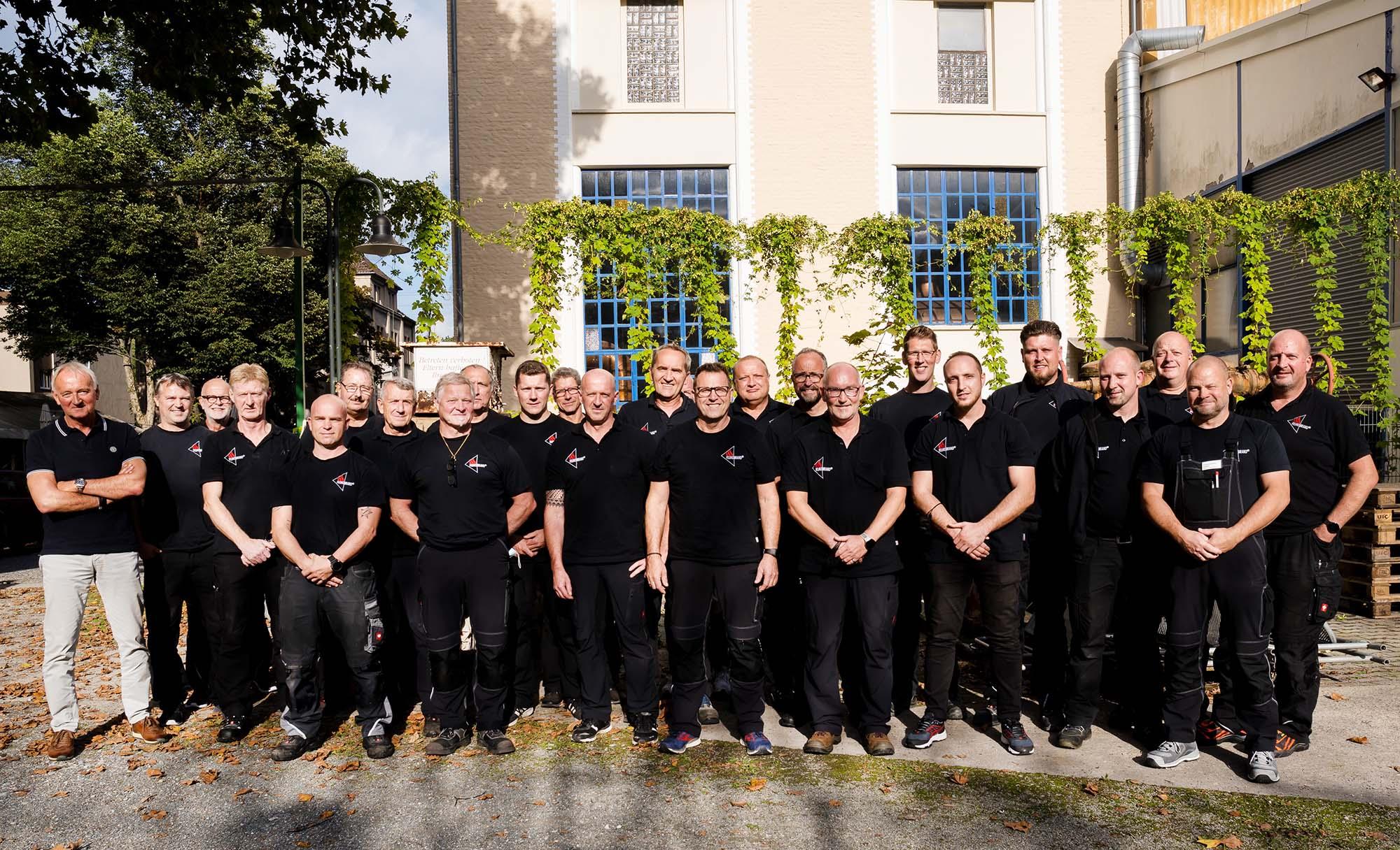 CWS Fire Safety Brandschutz für Region Essen (Feurobrand)