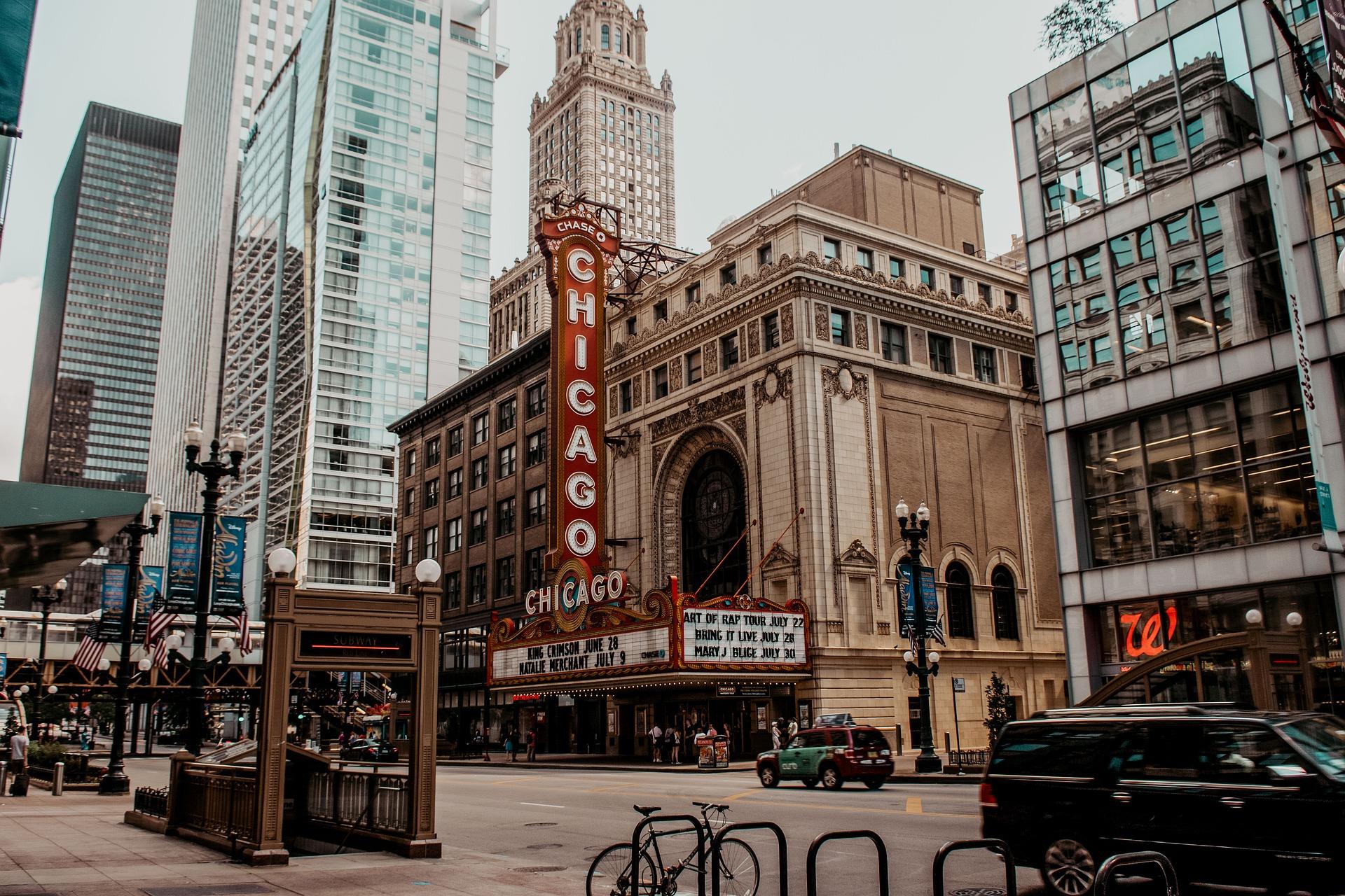Großer Brand von Chicago