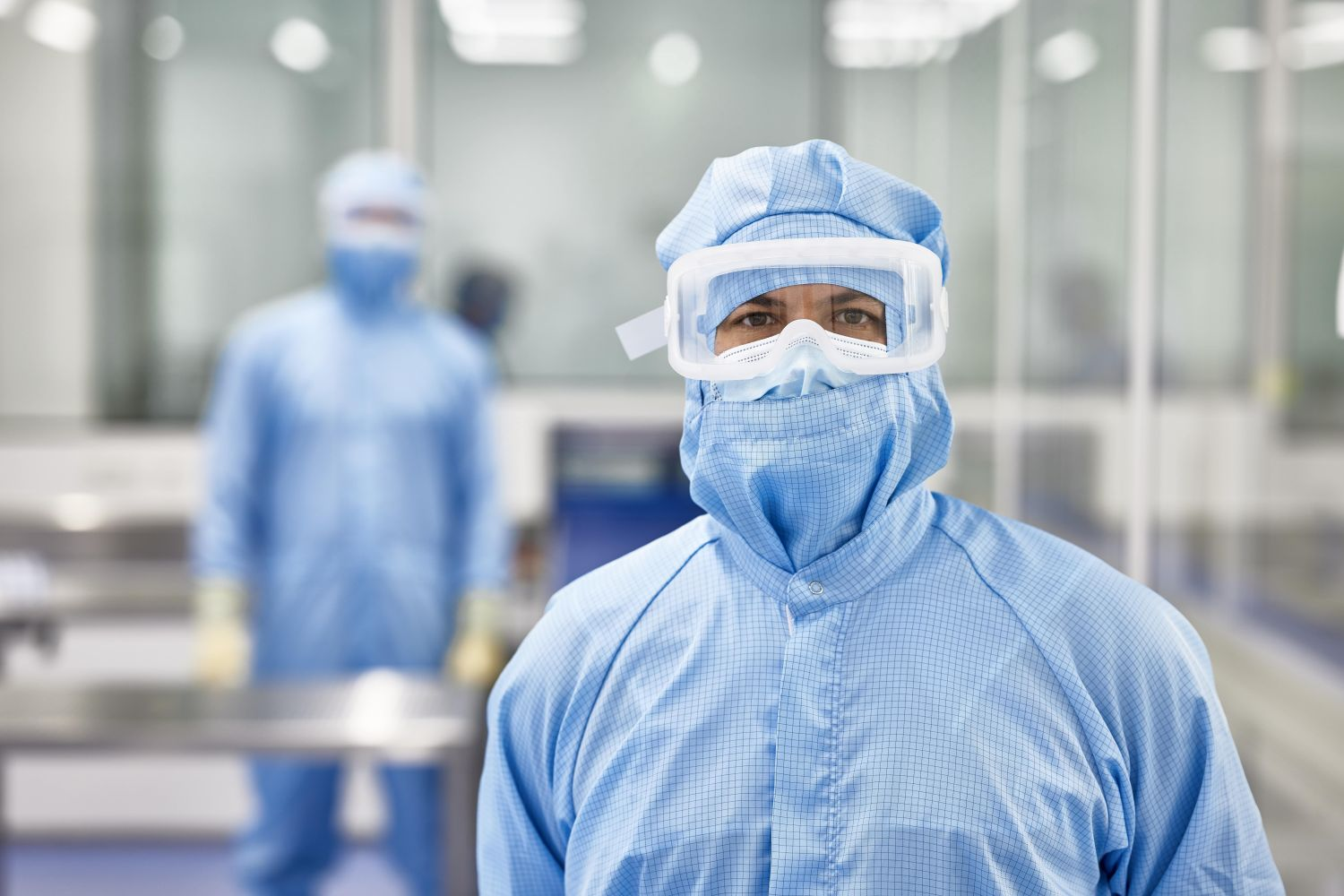 Cleanroom Hero